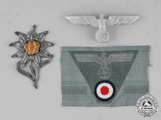 Germany. A Three Pieces of Insignia