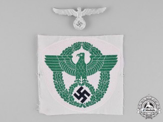 Germany. A Two Pieces of Insignia