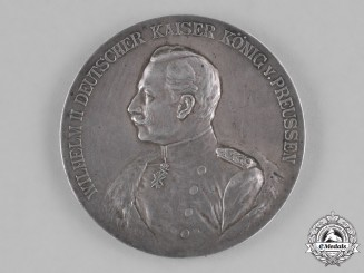 Germany, Imperial. A 1913 Radio Prize Silver Medal
