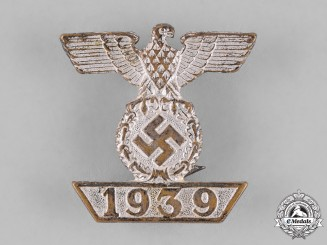 Germany. A Clasp of the Iron Cross 1939 Second Class; 2nd Type