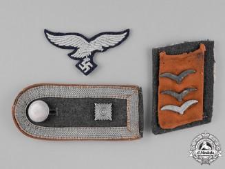 Germany, Luftwaffe. Three Cloth Items