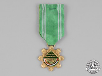 Syria, Republic. A Medal for Service in Lebanon 1977