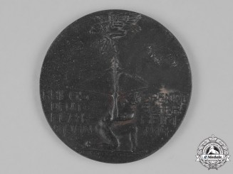 Germany, Imperial. A 1917 Anti-Aircraft War Donation Medallion