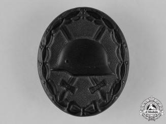 Germany, Federal Republic. A Wound Badge, Black Grade