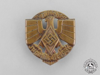 Germany. A 1936 German Festival of Youths Badge
