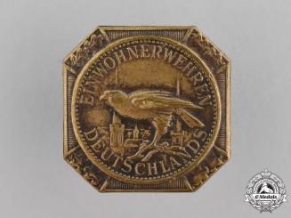 Germany, Weimar. A Citizen's Defence (Einwohnerwehr) Membership Boutonniere Badge