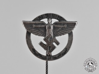 Germany. A National Socialist Flyer's Corps Sponsor Stick Pin