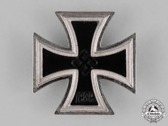 Germany, Wehrmacht. An Iron Cross 1939 First Class, by Friedrich Orth