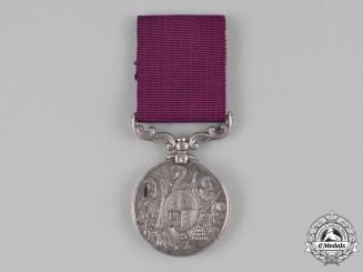 United Kingdom. An Army Long Service & Good Conduct Medal, Type II, 98th (Prince of Wales) Regiment