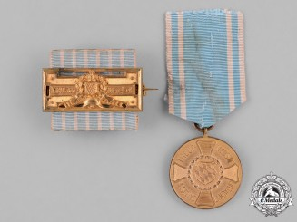 Bavaria, Kingdom. A Grouping of Second Class Bavarian Long Service Medals