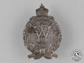 Germany, Weimer. A 1921 Hessian Regimental Commemorative Badge