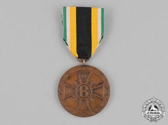 Saxony, Kingdom. A 1918 Saxe-Meiningen First War Service Medal