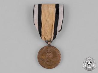 Prussia, Kingdom. A Napoleonic Period Prussian War Merit Medal