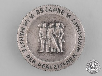 Germany, Third Reich. A 25-Year Economic Service Badge