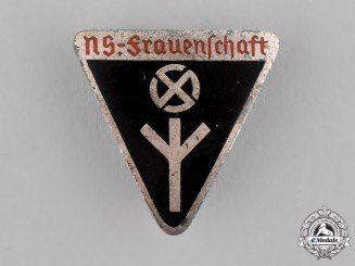 Germany, NSWL. A National Socialist Women's League (NS-Frauenschaft) Membership Badge