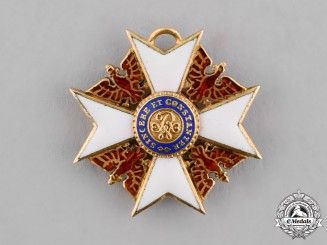 Prussia, Kingdom. A Prussian Order of the Red Eagle, Grand Cross Miniature, c. 1916