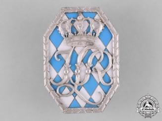 Bavaria, Kingdom. A Royal Bavarian Infantry Life Guards Regiment Badge