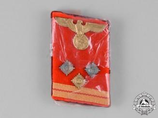 Germany, NSDAP. A Set of Unopened Haupteinsatzleiter Collar Tabs, RZM Marked