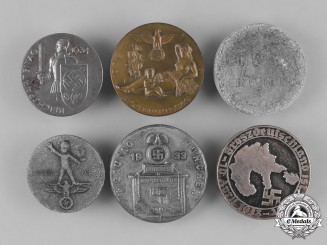 Germany. A Grouping of Commemorative Badges
