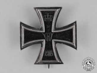 Germany, Empire. A I. Class Iron Cross 1914