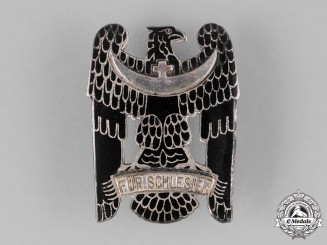 Germany, Weimar. A Silesian Eagle, II Class