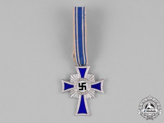 Germany, Third Reich. An Honour Cross of the German Mother, Silver Grade