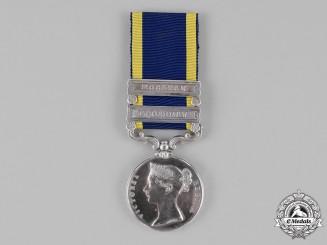 United Kingdom. A Punjab Medal 1848-1849, to Benjamin Lloyd, 1st Battalion, 60th Royal Rifles