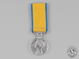 United Kingdom. A Baltic Medal 1854-1855