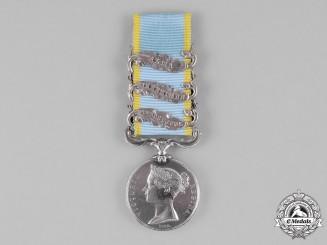 United Kingdom. A Crimea Medal 1854-1856