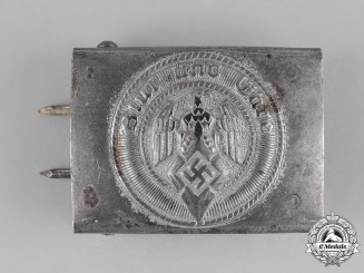 Germany, HJ. A Standard Issue Belt Buckle