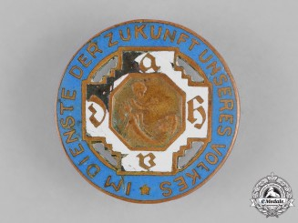 Germany, Third Reich. A Third Reich Period German Mother's Badge
