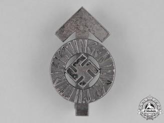 Germany, HJ. A Proficiency Badge, Silver Grade