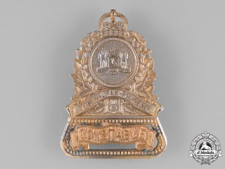 Canada. A City of Halifax Police Department Constable's Badge
