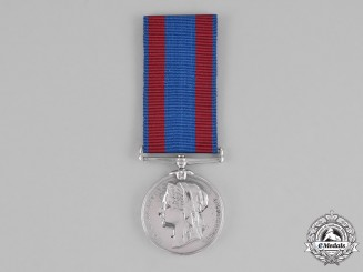 Canada. A North West Canada Medal 1885, to Bugler (later Major) Hormidas Perreault, 65th Mount Royal Rifles