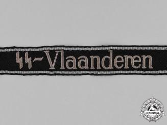 Germany, SS. A Germanic SS in Flanders (SS-Vlaanderen) Cuff Title