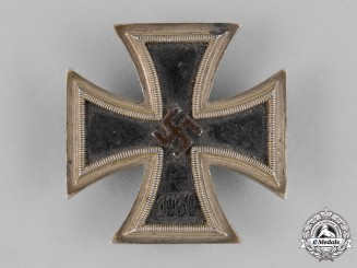 Germany, Wehrmacht. A 1939 Iron Cross First Class by Steinhauer and Lück