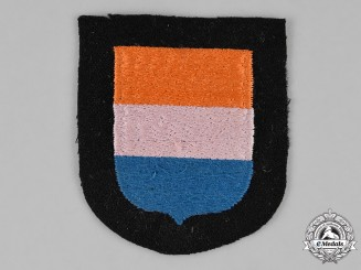 "Germany, SS. A 5th SS Panzer Division ""Wiking"" Dutch Volunteer Arm Shield"