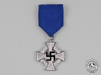 Germany, Third Reich. A 25-Year Faithful Service Cross