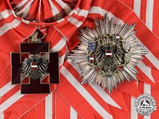 Austria, First Republic. A Merit Order I Class Grand Cross, Special Grade, by Anton Reiterer, c.1934