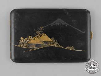 Japan, Empire. A Cigarette Case