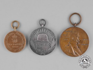 Germany, Imperial and Hungary, Kingdom. A Grouping of Commemorative Medals