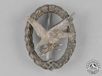 Germany, Luftwaffe. A Radio Operator Badge, by Imme & Sohn