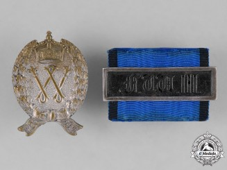 Prussia, State. A Group of Prussian Badges