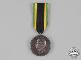 Saxony, Kingdom. A First War Period Medal of Merit