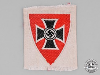 Germany, Kyffhäuserbund. A Kyffhäuserbund (Kyffhäuser League) Sleeve Patch