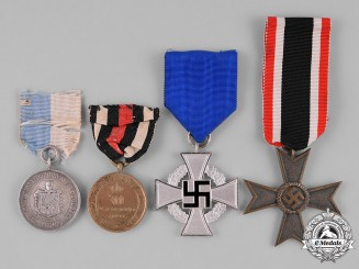 Germany, Third Reich. A Grouping of German Medals