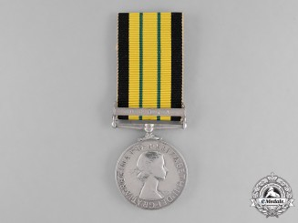Great Britain. Africa General Service Medal 1902-1956, to Driver D.B. Kernaghan, Royal Army Service Corps
