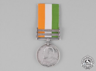 Great Britain. King's South Africa Medal 1901-1902, to Corporal G. Callard, Somerset Regiment