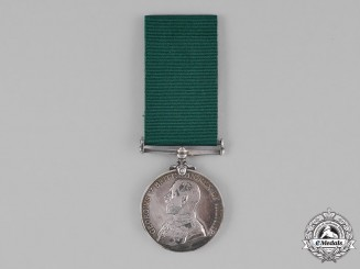 Canada, Great Britain. Colonial Auxiliary Forces Long Service Medal, to Captain S.J. Gilmore, 16th Prince Edward Regiment