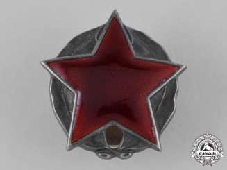 Albania (People's Republic). Order of the Partisan Star, II Class